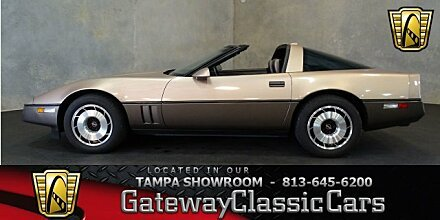 1985 Chevrolet Corvette Coupe for sale 100920814