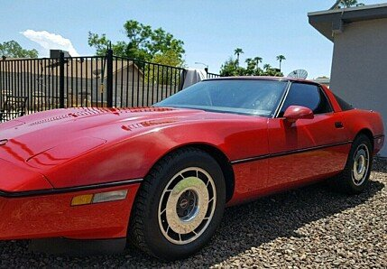 1985 Chevrolet Corvette for sale 100922916