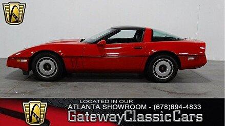 1985 Chevrolet Corvette Coupe for sale 100932173