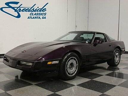 1985 Chevrolet Corvette Coupe for sale 100945534