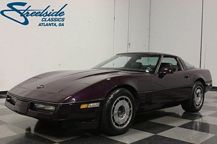 1985 Chevrolet Corvette Coupe for sale 100957161