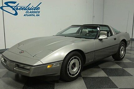 1985 Chevrolet Corvette Coupe for sale 100957190