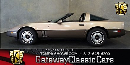 1985 Chevrolet Corvette Coupe for sale 100963542