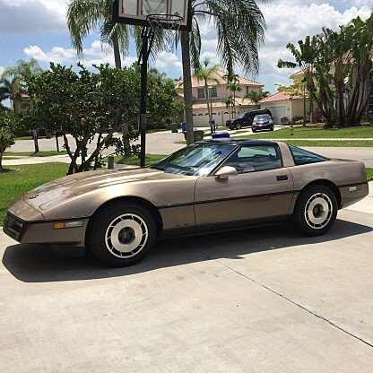 1985 Chevrolet Corvette Coupe for sale 100976587