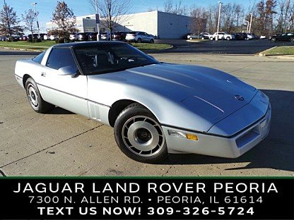 1985 Chevrolet Corvette Coupe for sale 100977657