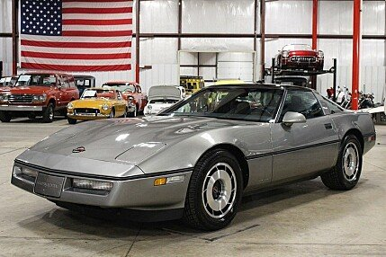 1985 Chevrolet Corvette Coupe for sale 100990328