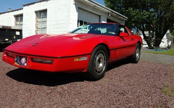 1985 Chevrolet Corvette Coupe for sale 100990389