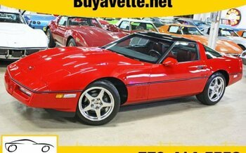 1985 Chevrolet Corvette Coupe for sale 100993603