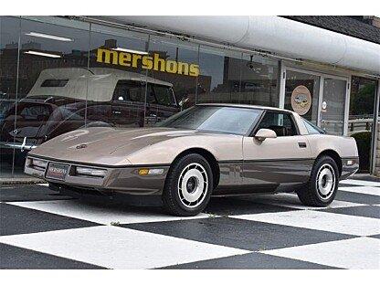 1985 Chevrolet Corvette Coupe for sale 101009604
