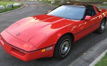 1985 Chevrolet Corvette Coupe for sale 101028705