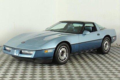1985 Chevrolet Corvette Coupe for sale 101041086