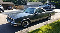 1985 Chevrolet El Camino V8 for sale 100982561