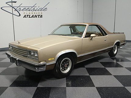 1985 Chevrolet El Camino V8 for sale 100894870