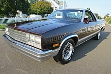 1985 Chevrolet El Camino V8 for sale 100906508