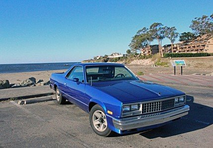 1985 Chevrolet El Camino for sale 100924405