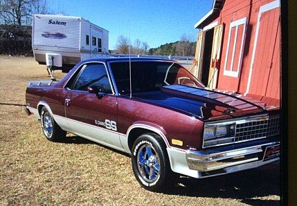 1985 Chevrolet El Camino for sale 100977370