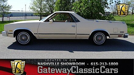 1985 Chevrolet El Camino for sale 100983600