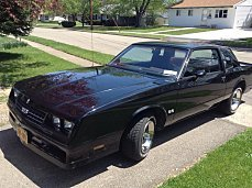 1985 Chevrolet Monte Carlo SS for sale 100794224