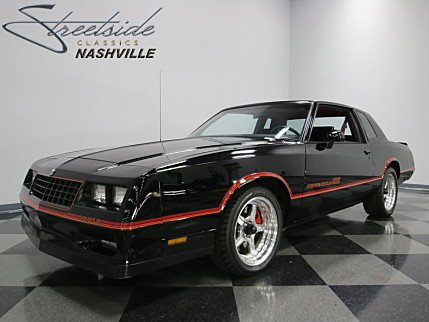 1985 Chevrolet Monte Carlo SS for sale 100814854