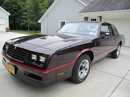 1985 Chevrolet Monte Carlo SS for sale 100883410