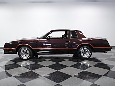 1985 Chevrolet Monte Carlo SS for sale 100889469