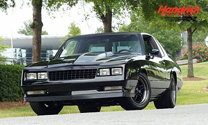 1985 Chevrolet Monte Carlo SS for sale 100896369