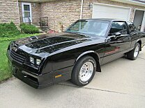 1985 Chevrolet Monte Carlo SS for sale 100906085