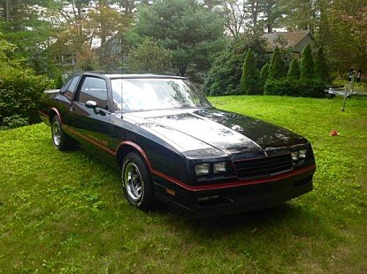 1985 Chevrolet Monte Carlo for sale 100913006