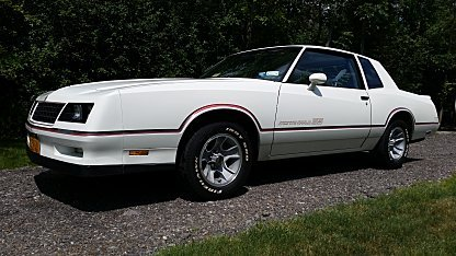 1985 Chevrolet Monte Carlo SS for sale 100954436