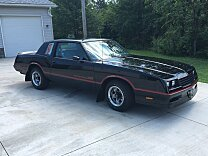 1985 Chevrolet Monte Carlo SS for sale 101018278