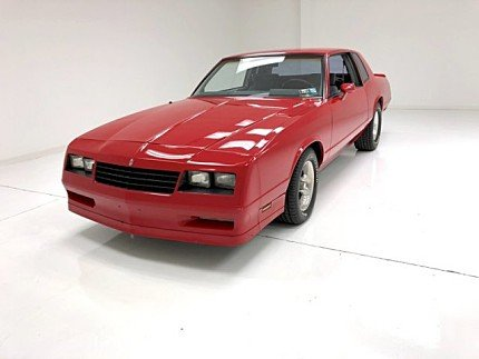 1985 Chevrolet Monte Carlo SS for sale 101033866