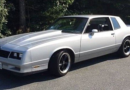 1985 Chevrolet Monte Carlo SS for sale 101034761
