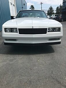 1985 Chevrolet Monte Carlo SS for sale 101042462