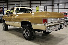 1985 Chevrolet Silverado and other C/K1500 4x4 Regular Cab for sale 100850244