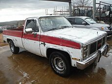 1985 Chevrolet Silverado and other C/K1500 2WD Regular Cab for sale 100852897