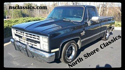 1985 Chevrolet Silverado and other C/K1500 2WD Regular Cab for sale 100853493