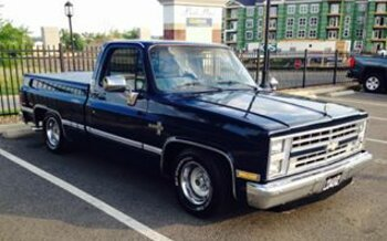 1985 Chevrolet Silverado and other C/K1500 2WD Regular Cab for sale 100863764