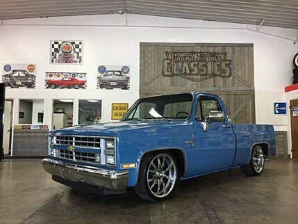 1985 Chevrolet Silverado and other C/K1500 2WD Regular Cab for sale 100881340