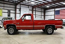 1985 Chevrolet Silverado and other C/K1500 4x4 Regular Cab for sale 100882944