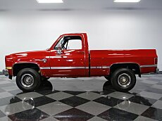 1985 Chevrolet Silverado and other C/K1500 2WD Regular Cab for sale 100894052