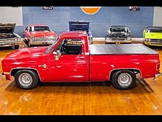 1985 Chevrolet Silverado and other C/K1500 2WD Regular Cab for sale 100914133