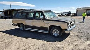 1985 Chevrolet Suburban for sale 100969376