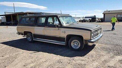 1985 Chevrolet Suburban for sale 100969376