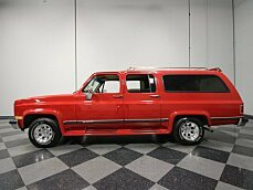 1985 Chevrolet Suburban 2WD for sale 100975628