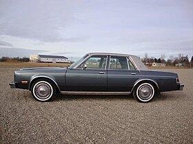 1985 Dodge Diplomat SE Sedan for sale 100969773
