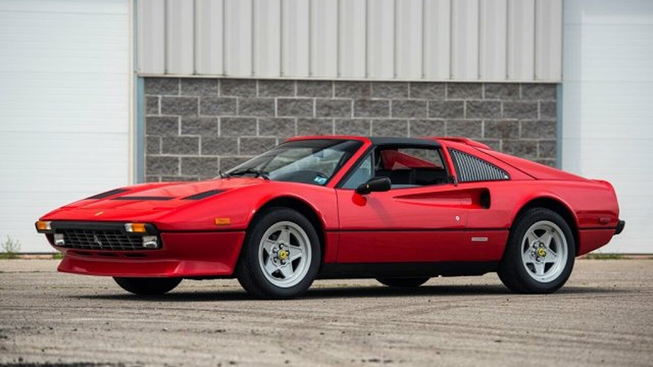 1985 Ferrari 308 for sale 101018741