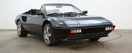 1985 Ferrari Mondial Cabriolet for sale 100985612