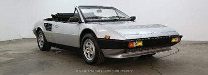 1985 Ferrari Mondial Cabriolet for sale 100992562