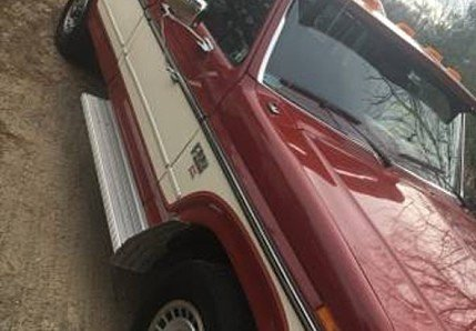 1985 Ford F150 2WD Regular Cab for sale 100946103