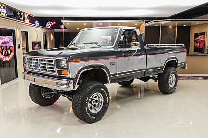 1985 Ford F250 4x4 Regular Cab for sale 100896020